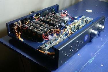 BC109 PreAmp side view
