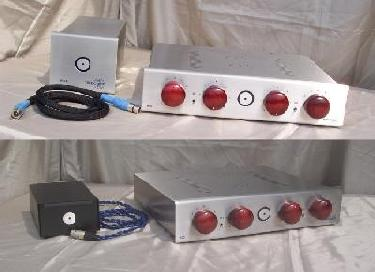 BC3Mk2 PreAmp front